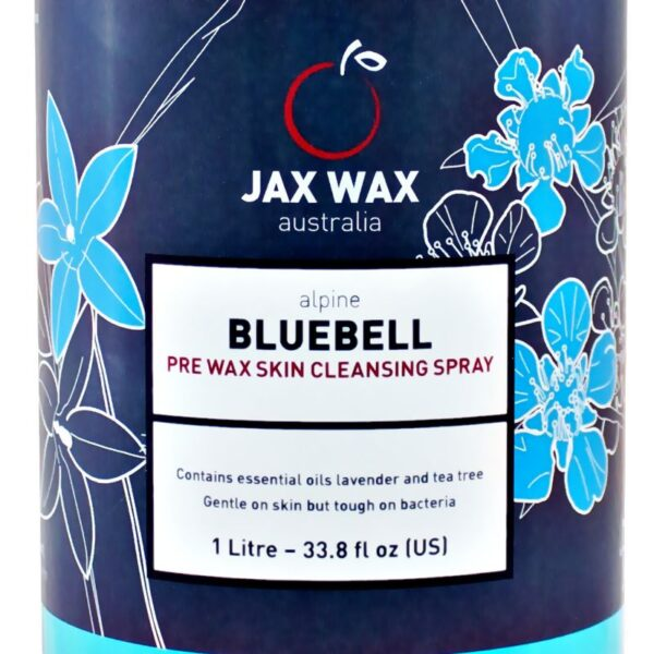 Dung dịch làm sạch da trước wax Alpine Bluebell