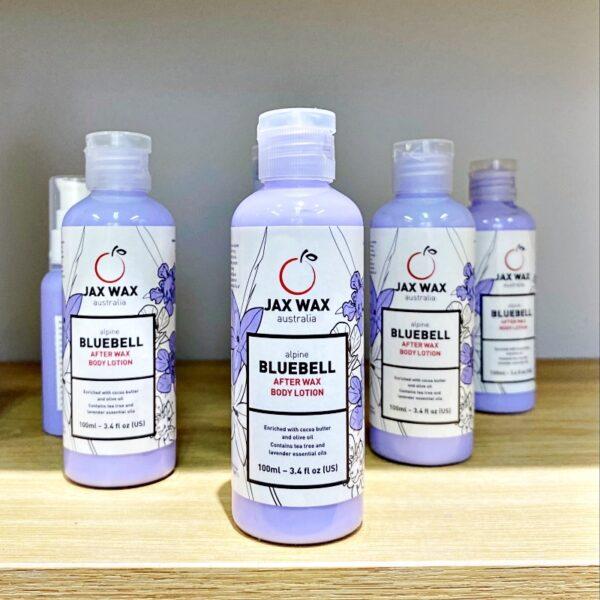 Kem dưỡng da sau wax Jax Wax Bluebell 100ml
