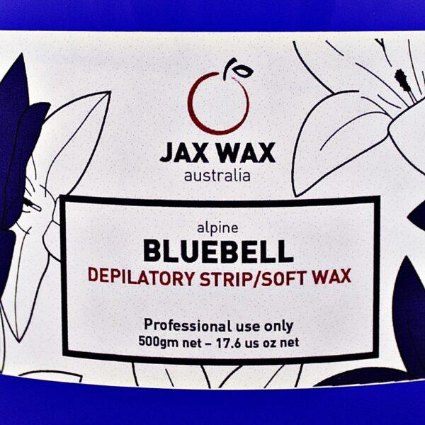Sáp wax ấm Alpine Bluebell hũ 500g