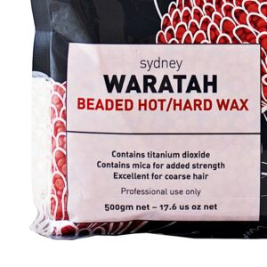 Sáp wax nóng Sydney Waratah dạng hạt