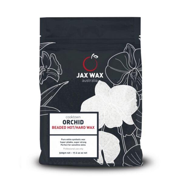 Sáp wax nóng Orchid 500g dạng hạt