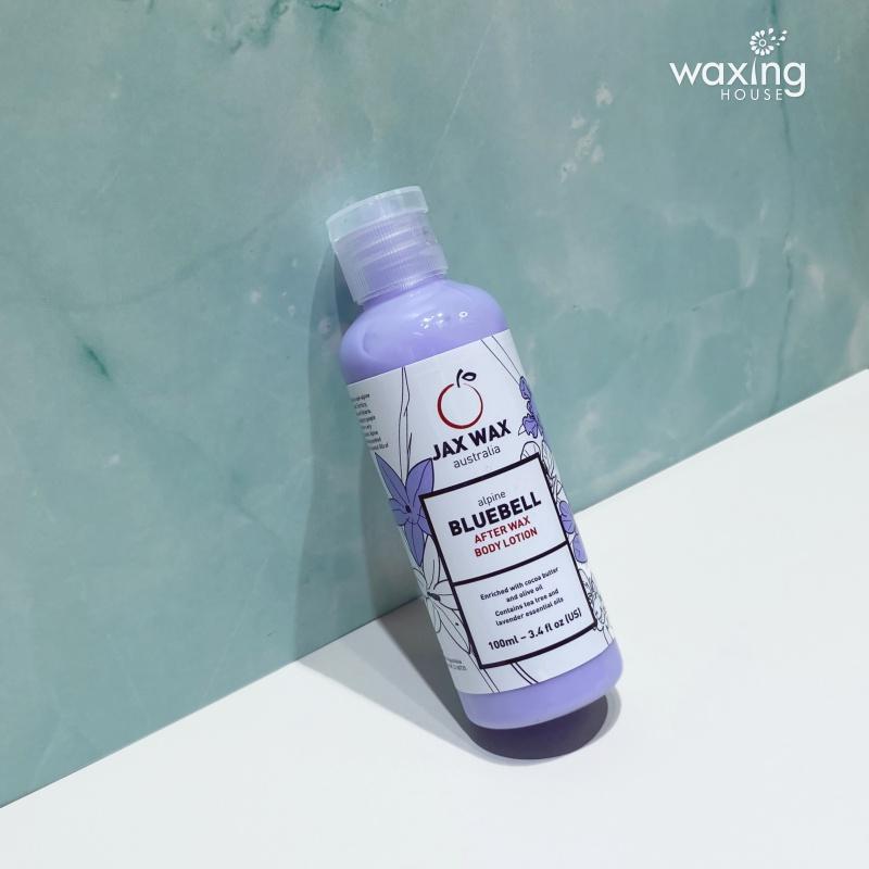 Kem dưỡng da sau khi tẩy lông Jax Wax Bluebell 100ml