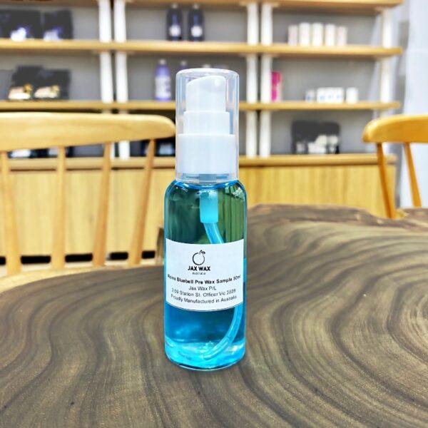 Dung dịch làm sạch da trước tẩy lông Alpine Bluebell