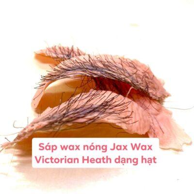 Sáp wax nóng Jax Wax Victorian Heath lấy đi tận gốc nang lông khỏe cứng