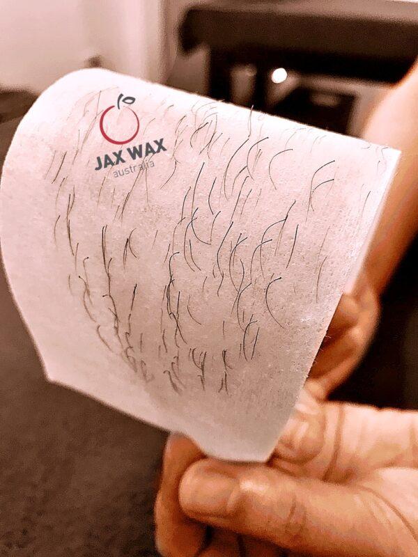 Lấy đi tận gốc nang lông dễ dàng với sáp con lăn Jax wax Bluebell