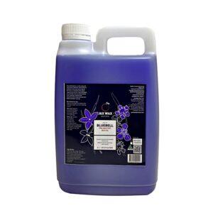 Dầu lau sáp wax Bluebell 2 lít