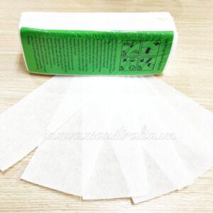 Giấy wax lông loại dày 100 tờ